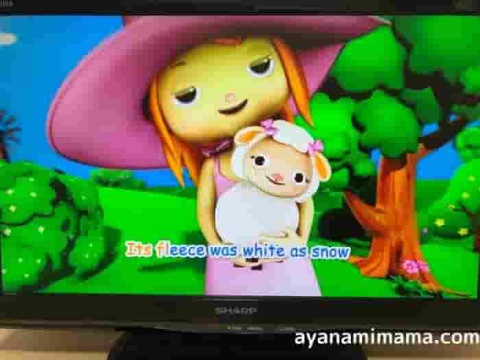 子供の大好きに色配色の英語教材little baby bumリトルベイビーバムDVDを視聴した、うちの1歳5歳の口コミ感想